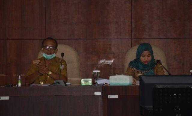 Fasilitasi Rancangan Akhir Perubahan RKPD Pringsewu 2020