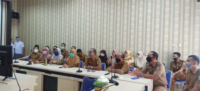Halal Bihalal Virtual Idul Fitri 1441 h