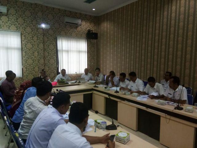 Rapat Penyusunan Indikator Ekonomi Daerah Kabupaten Pringsewu