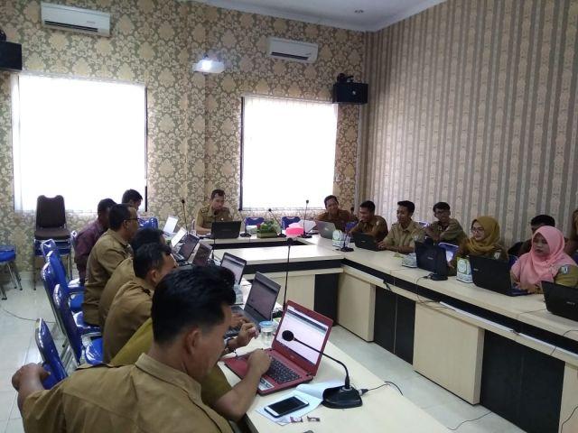 Sosialisasi e-Planning Pekon, Kecamatan Pagelaran Kabupaten Pringsewu